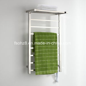 Stainless Steel Towel Ladder Bathroom Radiator in Square Design pictures & photos