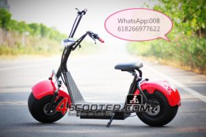 Citycoco Electric Scooter with Strong 1000W Hub Motor pictures & photos