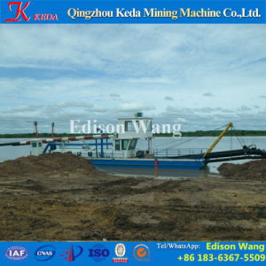 Professional China Cutter Suction Dredger pictures & photos