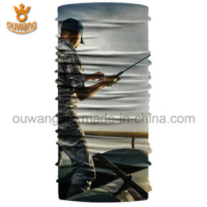 Promotional Fishing Face Mask Custom Design Logo Printing Tube Scarf pictures & photos