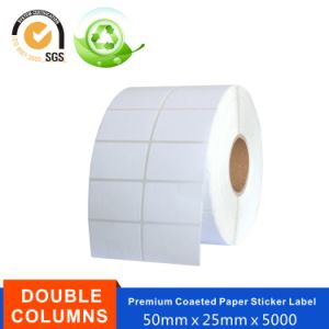 Adhesive Sticker Type Self Adhesive Label Paper