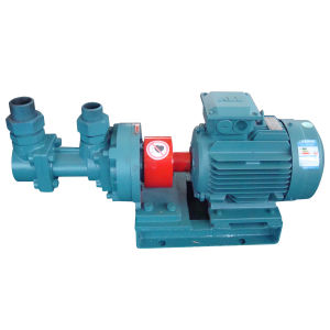 Three Screw Pump With Magnetic Coupling