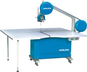 Wd-700/900/1200 Band Knife Cutting Machine pictures & photos