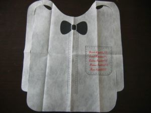 Disposable Restaurant Bib for Adult