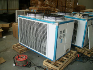 Water Cooling System Chiller Box Type Water Chiller pictures & photos