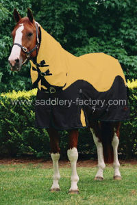 Equestrian Products Waterproof and Breathable Turnout Horse Blankets (SMR1538) pictures & photos