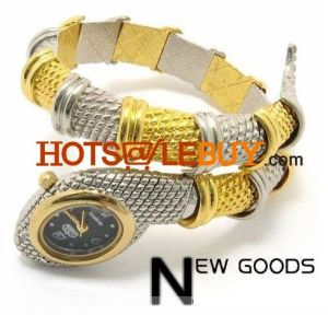 Christmas Gift, Color Wristwatches Snake Bracelet Watch