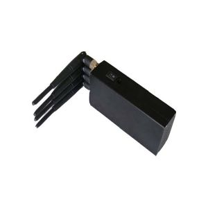 Portable High Power 4W Mobile Phone Signal Jammer (CDMA, GSM, DCS, PHS, 3G) (8306) pictures & photos