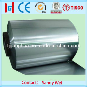 304 No. 4 Stainless Steel Coil pictures & photos