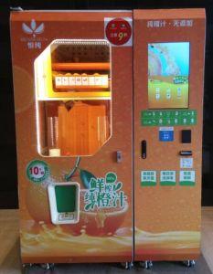 China Customized Fresh Squeezed Orange Juice Vending Machine China