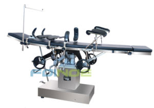 3001b Multifunction Manual Operating Table with CE pictures & photos