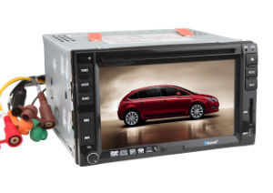 Touch Screen Car DVD Player (6300)