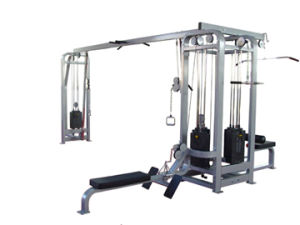 Commercial Use Fitness Equipment Multi Jungle Five Station