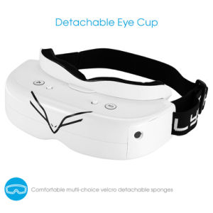 DIY Flysight Falcon Cool Clear OSD HDMI Headset Fpv Goggles for Sale