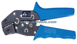 SN-02C Insulated Terminal Ratchet crimper Non-insulated cable AWG 24-14 Pliers