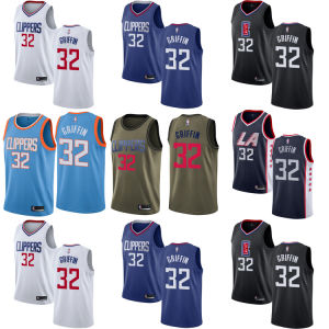 Los Angeles Clippers Blake Griffin Home Away Third Basketball Jerseys