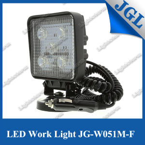 15W Magnetic LED Work Light Auto 4X4 Accessory Work Lamp