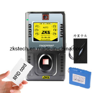 TCP/IP Access Control and Time Attendance Zks-T9touch1