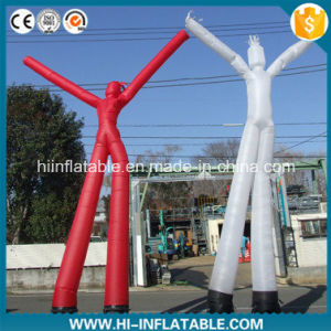 Best-Sale Event Use Inflatable Sky Dancer with Two Legs