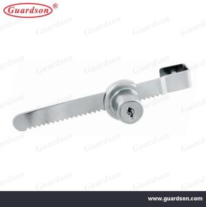 Heavy Duty Glass Sliding Door Lock (504005) pictures & photos