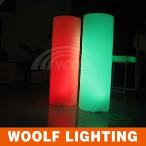 Morden Plastic LED Glow Lamp Wedding Decoration