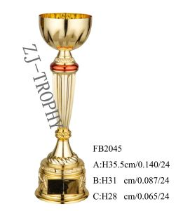 Metal Decoration Trophy Cup Fb2045 pictures & photos