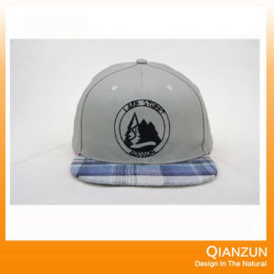 Customed Flat Brim Jacquard Mexican Style Snapback Hats pictures & photos