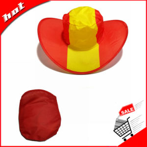 Promotional Foldable Flag Hat Waterproof pictures & photos
