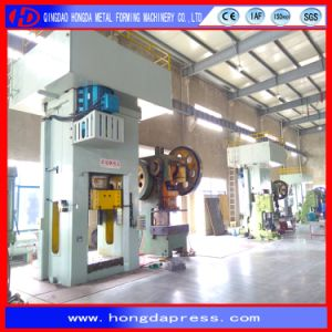 High Speed Hot Forging Press for Metal Forgings or Machine Parts