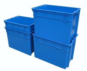 Plastic Fish Boxes/Recycle Case/Turnover Box
