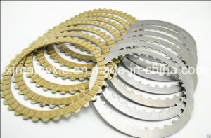 Top Quality Motorcycle Clutch Friction Disc Clutch Plate Clutch Disc for Motorcycle Parts