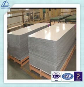 5083/5754 Mill Finished Aluminum/Aluminium Plate for Ship/Board/Marine