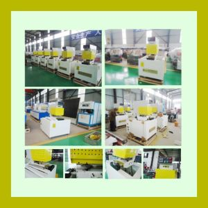 UPVC Window Frame Welding Machine, UPVC Profile Weld Machine, Single-Head Welding UPVC Windows Machine
