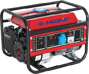 HH1500-A03 Home Use Standby Gasoline Engine Generator, Gasoline Generator with CE (1kw, 1.1kw)