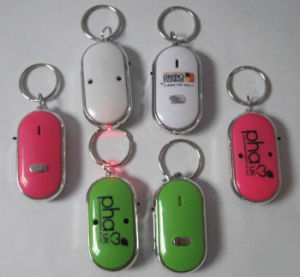 LED Torch Keyfinder with Logo Printed (5022)