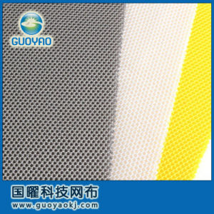 100% Polyester Dyed Yarn Sandwich Mesh Fabric Gys206