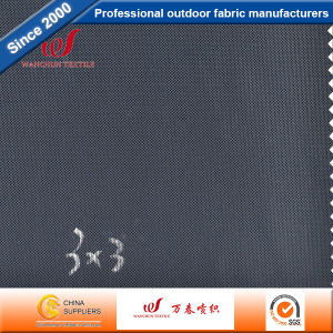 Polyester FDY 300dx300d Fabric for Bag Luggage Tent