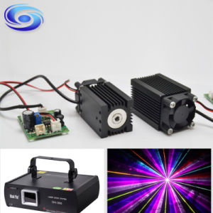 Focusable DOT 445nm 1.6W 12V High Power Blue Laser Module pictures & photos