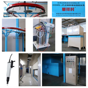 New Automatic Powder Spraying Line Coating Line