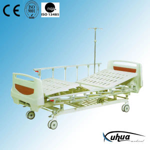 High Quality Fowler Manual Medical Bed (A-6) pictures & photos