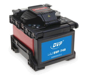 Professional Made Chinese Cheap Optical Fiber Fusion Splicer Dvp-740