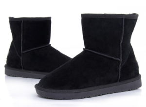 Leather Winter Boot