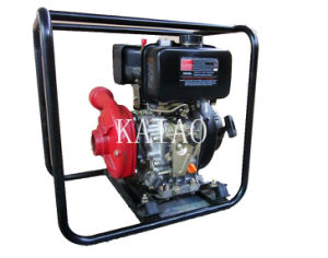 "2""Inch Iron High Pressure Water Pump Small Tank"