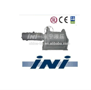 Ini 100kn 10 Ton Electric Hydraulic Towing Winch for Marine, Mooring Winch pictures & photos
