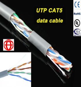 4 Pair UTP Cat5e Network LAN Cable From China pictures & photos