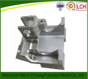 High Precision Flange CNC Machining Parts with Competitive Price