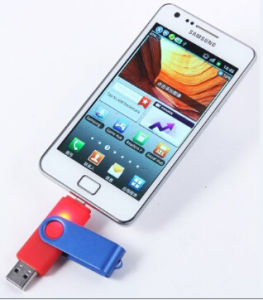 OTG USB Flash Drive, Multi-Functional Smartphone OTG USB Drive pictures & photos