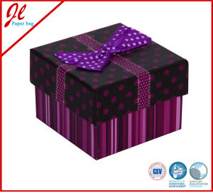 Paper Folding Gift Box for Poker pictures & photos
