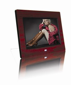 7 Inch 800*480 Resolution Digital Panel Digital Photo Frame