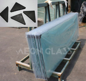3-19mm Clear / Green / Blue / Grey / Bronze Float Tempered Glass pictures & photos